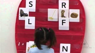 letter-sound associations